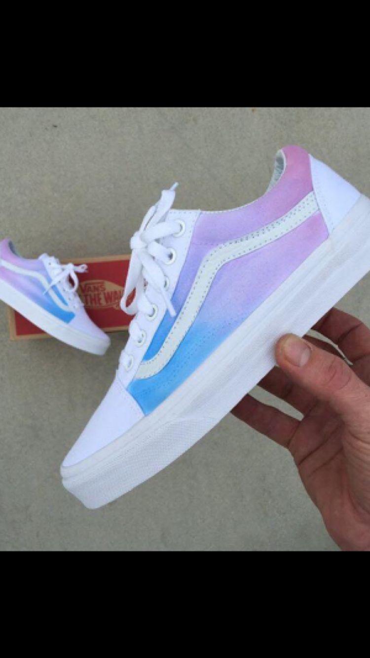 Vans Pastel Old Skool Sneaker | Sapatos, Sapatos femininos