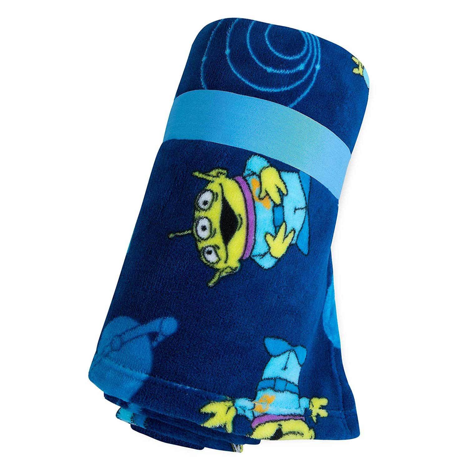 Toy Story Alien Fleece Throw Toy Story Baby Fleece Throw Toy Story Room