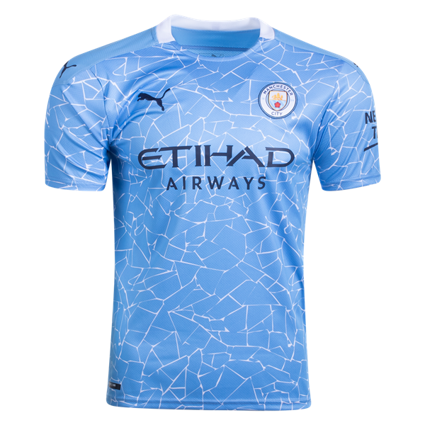 Manchester City 20 21 Home Jersey By Puma World Soccer Shop In 2020 Manchester City Jersey Shirt World Soccer Shop