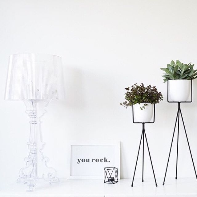 Beautiful Ferm LIVING Plant Stands: Look Gorgeous On The Side Board As Well As The  Floor
