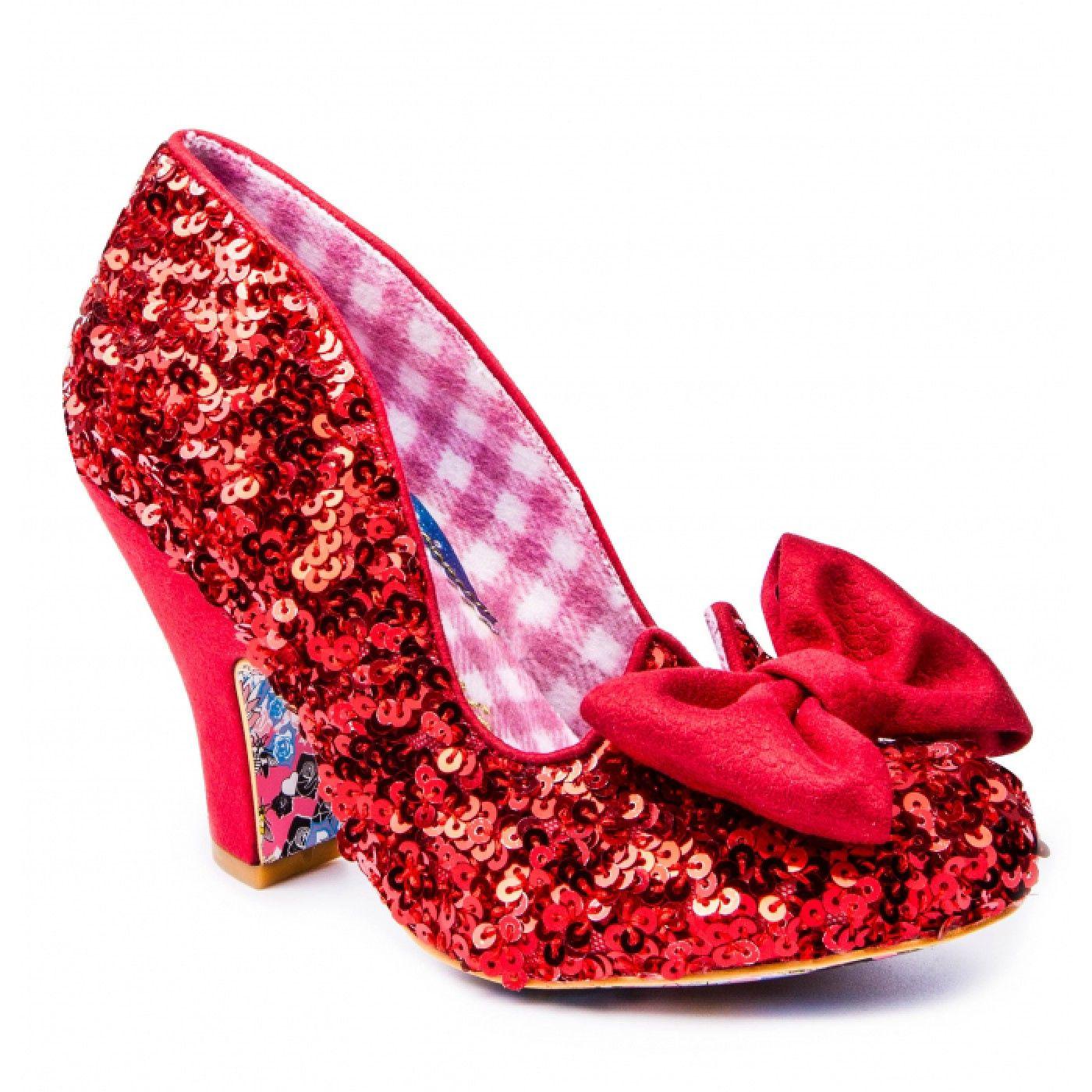 Stiletto Heel Zip Up Ankle Boots Shoes Irregular Choice /'/'Royal Velvet/'/' C