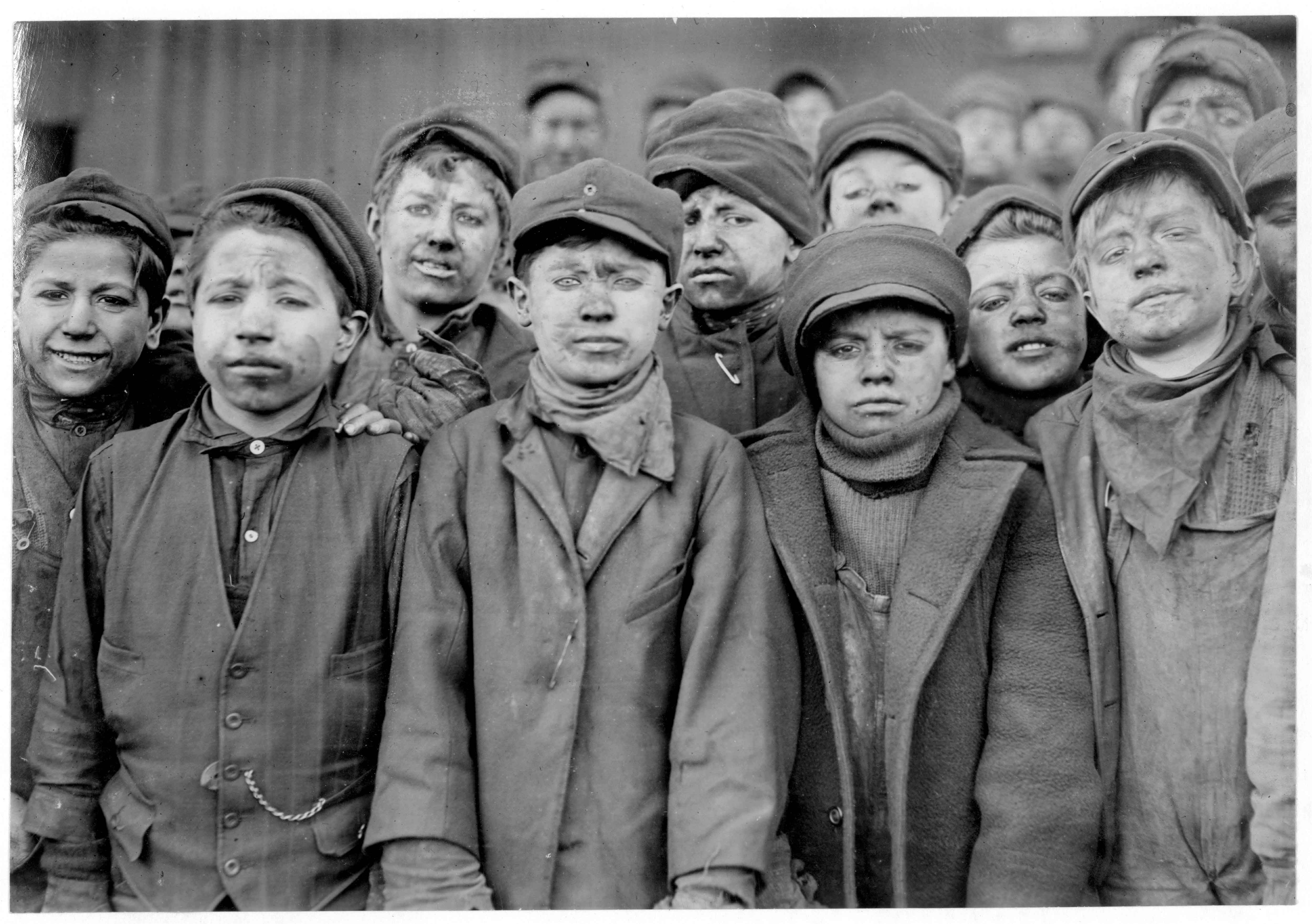 Industrial Revolution In America Child Labor During The