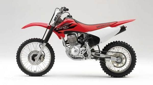 2006 Honda CRF150F Review | Honda, Motocross and Dirt biking
