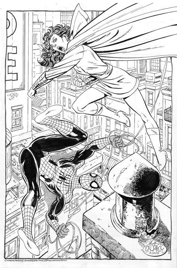 Johnbyrnedraws Comic Book Artists John Byrne Comic Books Art