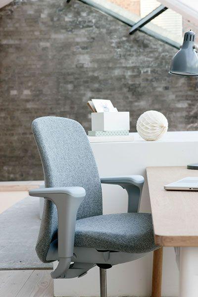 Hag Sofi Office Chair In 2020 Home Scandinavian Office Chairs Mattress Design