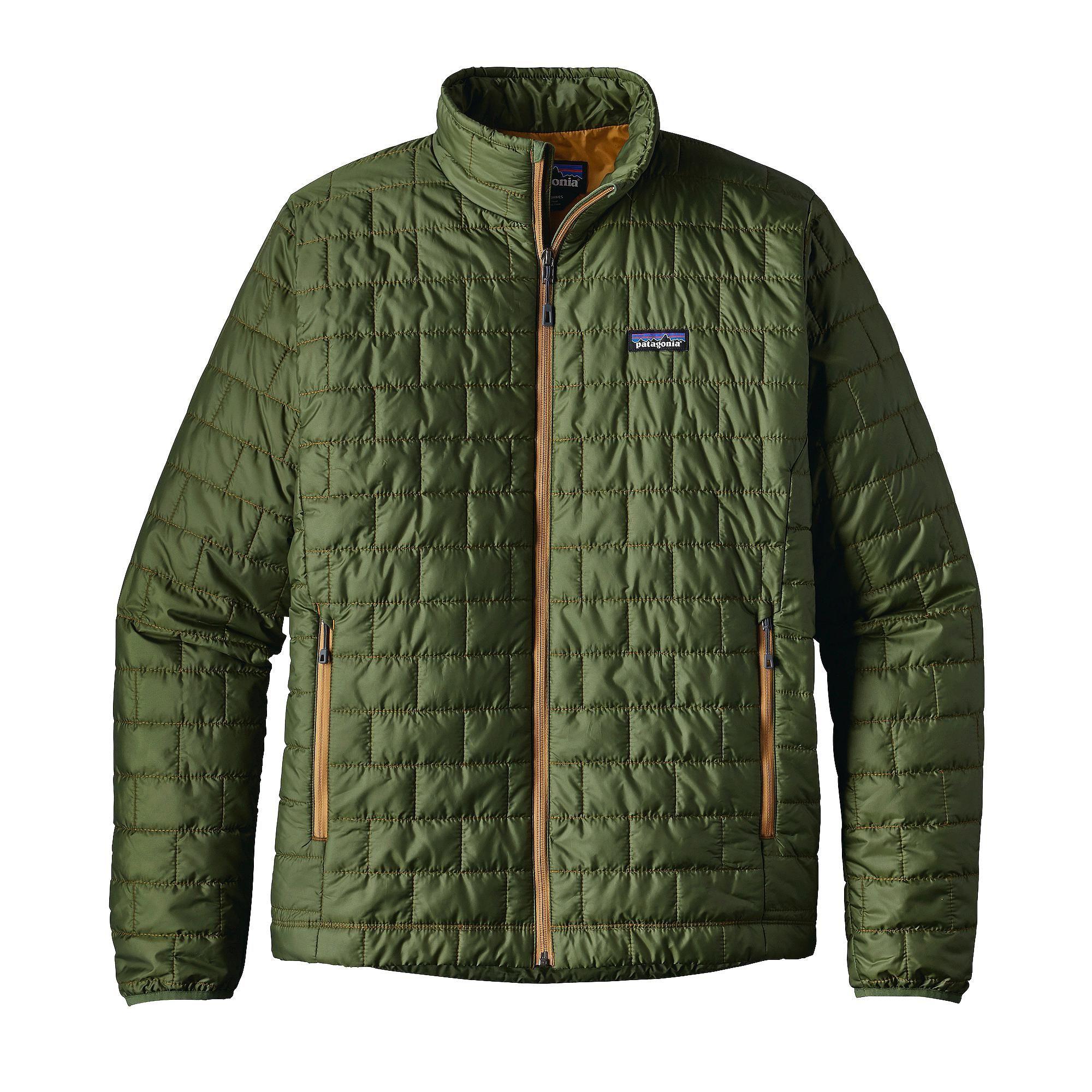 La Patagonia Men's Nano Puff® Jacket est coupevent