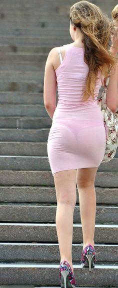 Slim nice booty milf vpl