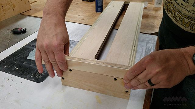 How to Make a Router Sled/Slab Flattening Mill | MWA ...