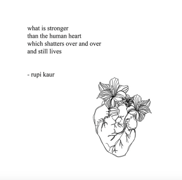 87 Moving Rupi Kaur Quotes On Love, Life & Feminism