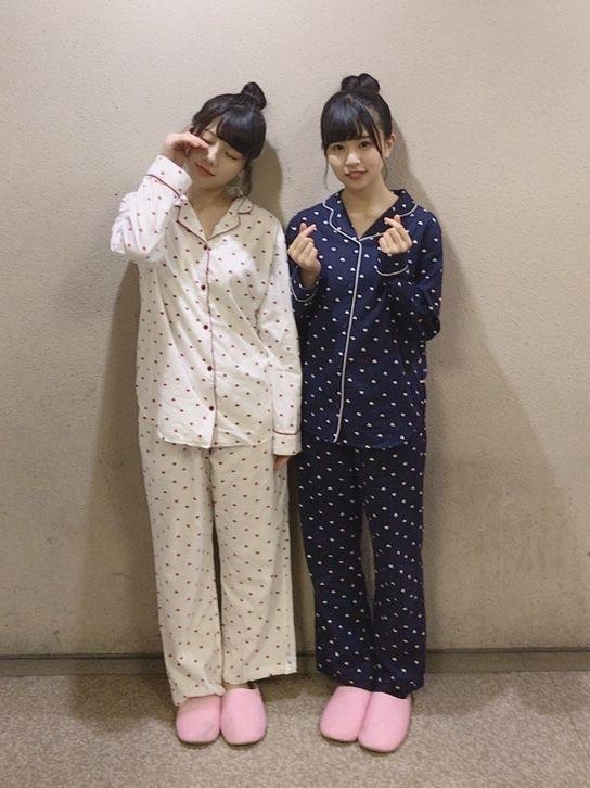 松田好花のパジャマ画像