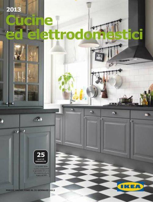 Online il Catalogo Ikea cucine 2012 | Cucina