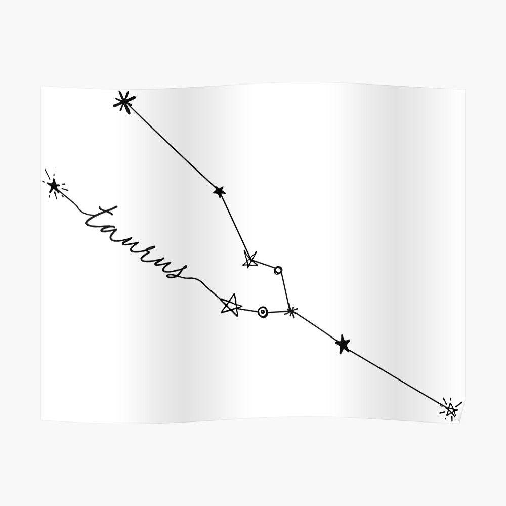 WATER SIGNS ZODIAC constellation die cut stickers