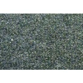 Blue Hawk Nance Carpet Gray Indoor/Outdoor Tufted Runner (Common ...