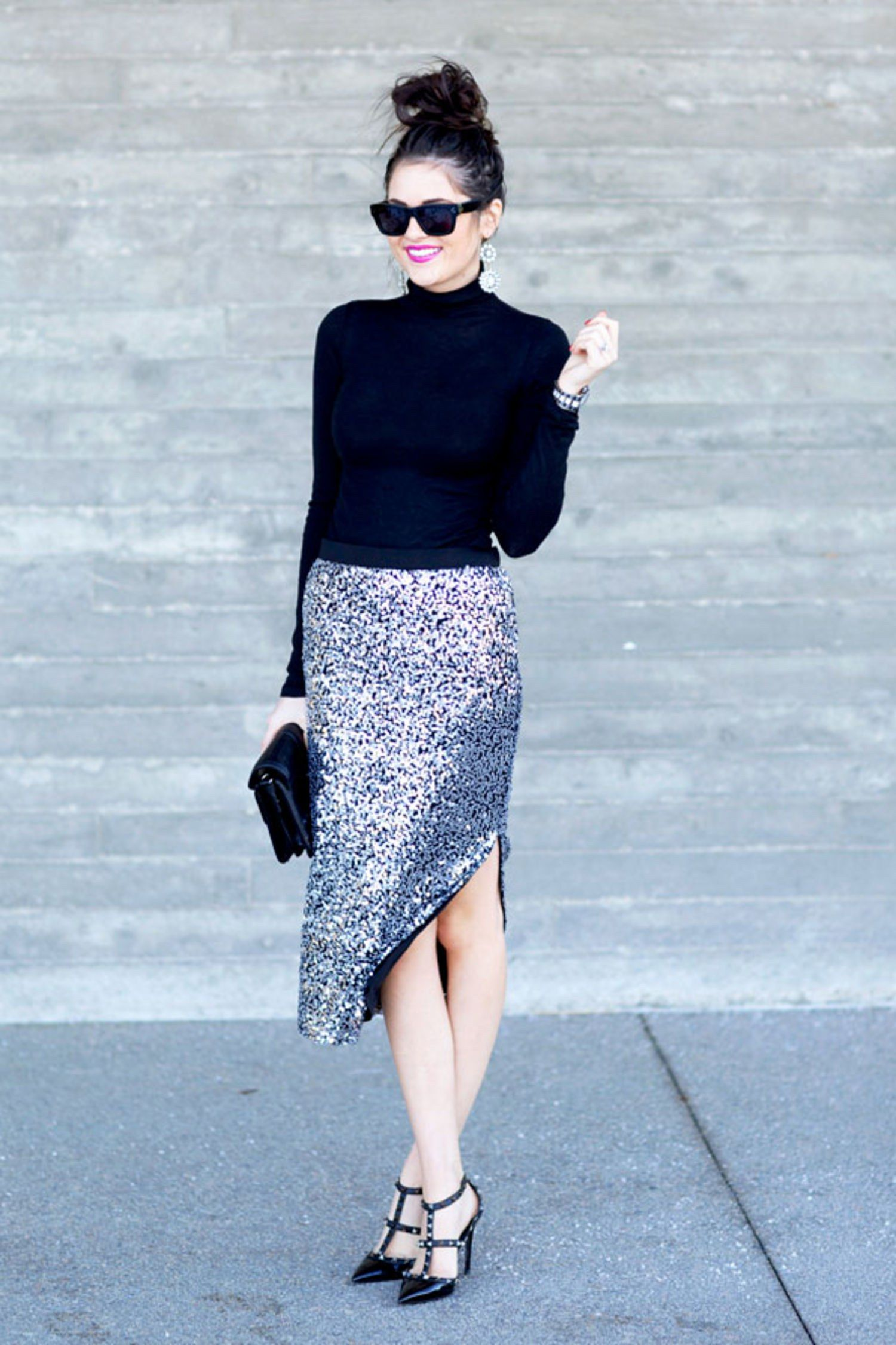 8 New Year\'s Eve Party Outfits That Require Absolutely No Shopping ...