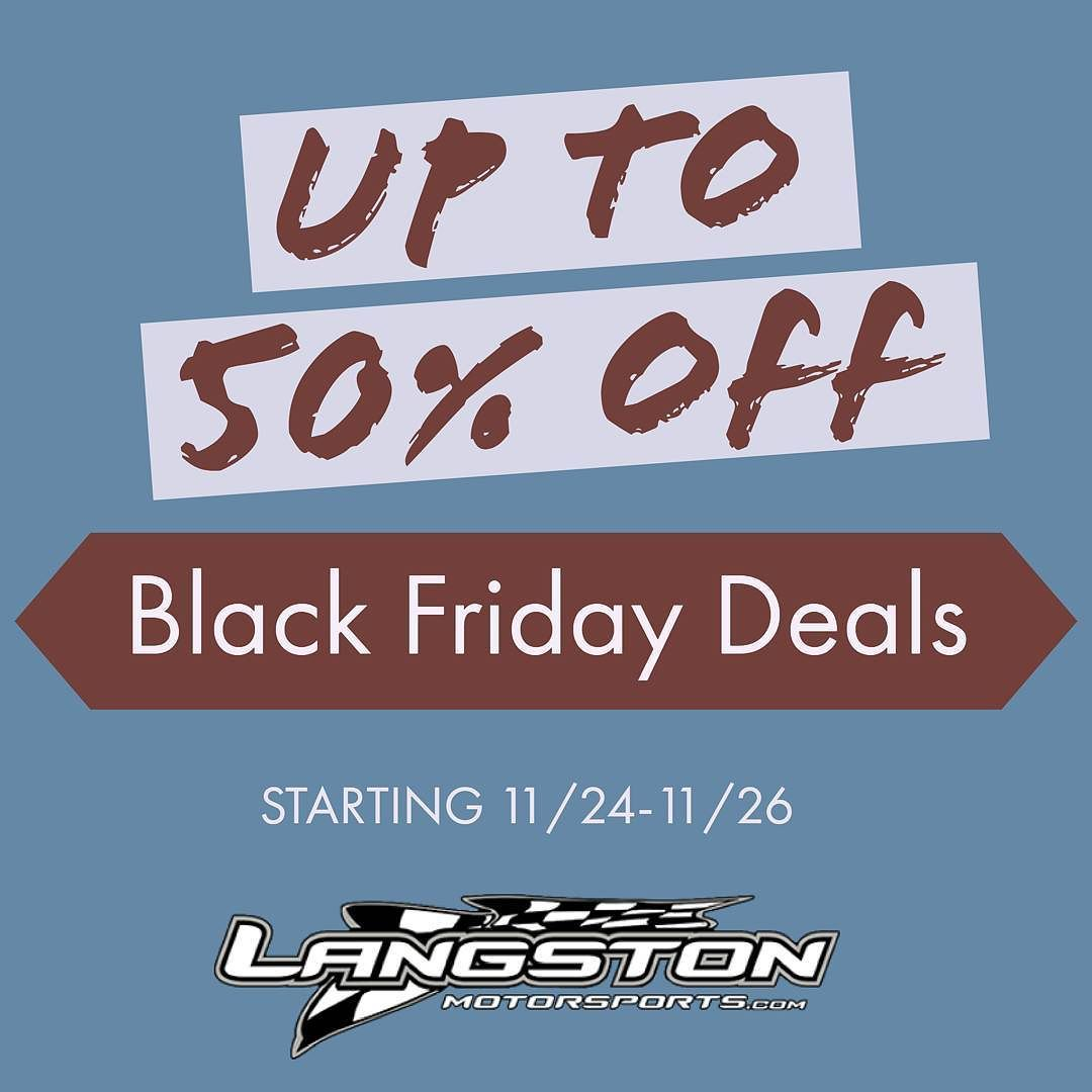 Black Friday Deals All Day Long Til Sunday Huge Discounts On Parts Accessories And Riding Gear Plus Great Offers For New A Motorsport Riding Gear Instagram