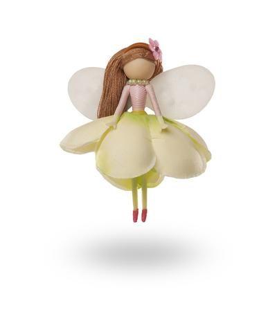 Chloe - Doll, Ribbon Wand and Stand
