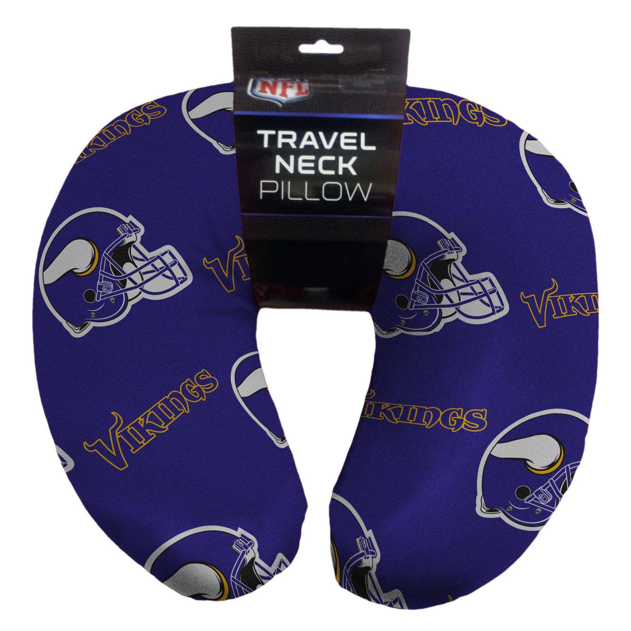 ac7b318d0 Vikings Beaded Neck Pillow