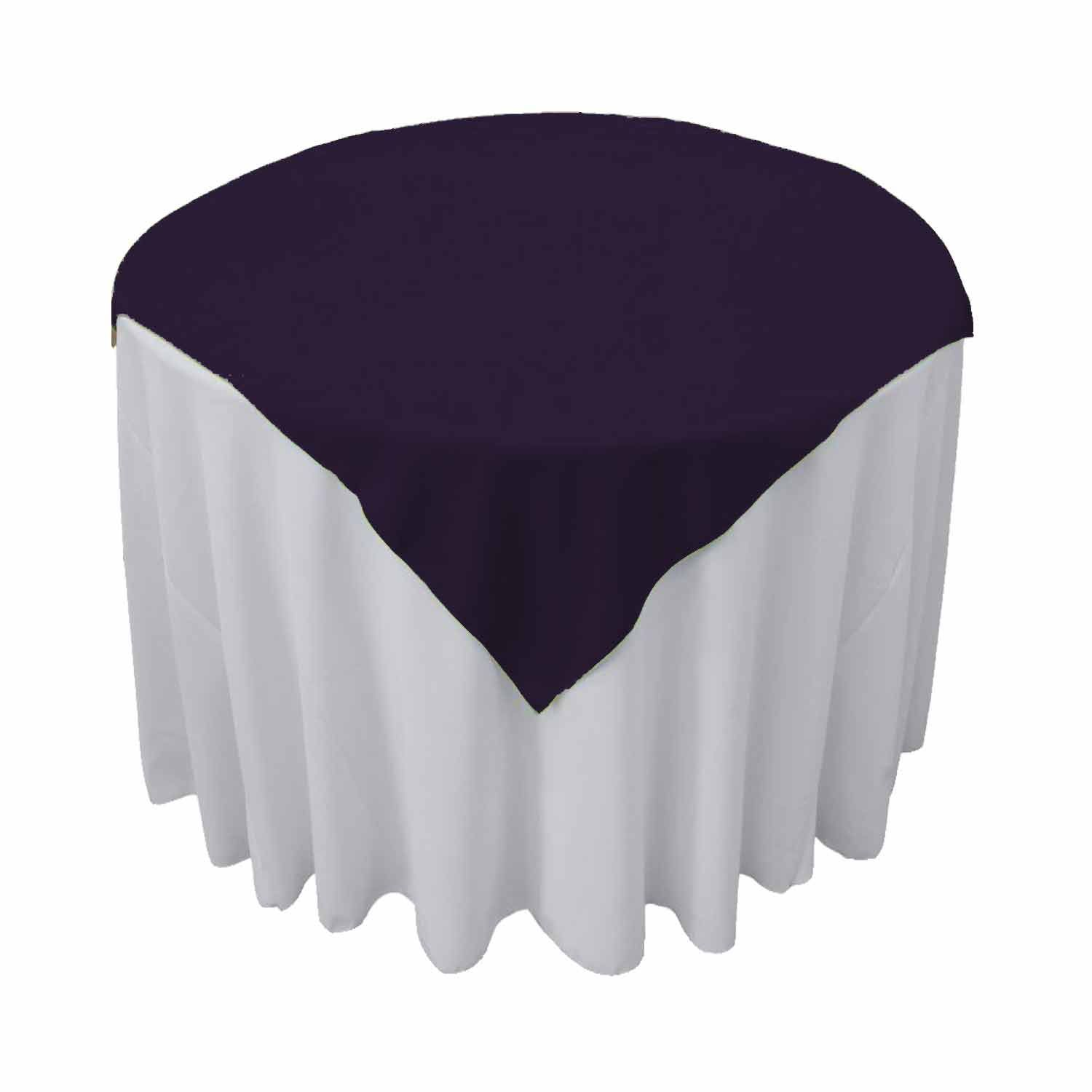 Title 100 Polyester 60x 60 Inch Size For Top Square Table 48 X