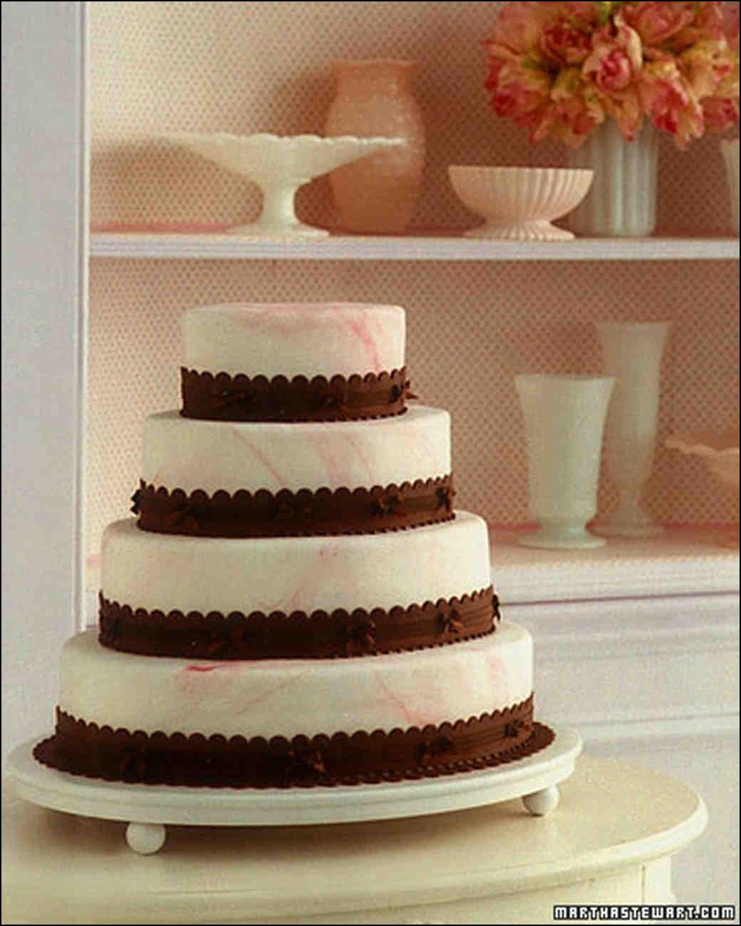 Coffee Wedding Cake Recipe