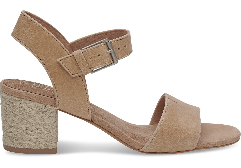 e03a06aba94 Toms Birch Suede Women s Rosa Sandals