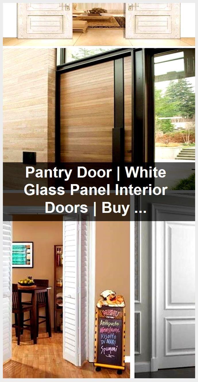 Photo of Pantry Door | Hvite glasspanel Innvendige dører | Kjøp dører, #Kjøp #dør #dører #Glas #Interi …