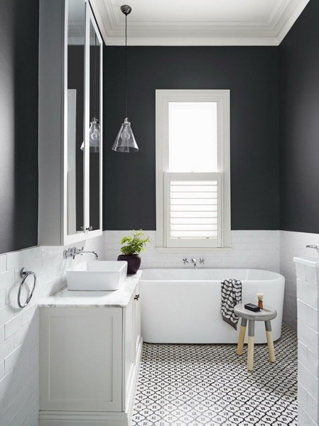 Bathroom Design Trends 2021 Black And White Interior Bathroom Trends Color 2021 Small Bathroom Makeover Bathroom Tile Designs Bathroom Design