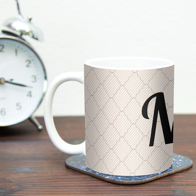 MR by KESS Original 11 oz. Ceramic Coffee Mug