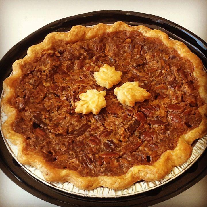 Pecan pie at crave pie studio in duluth ga