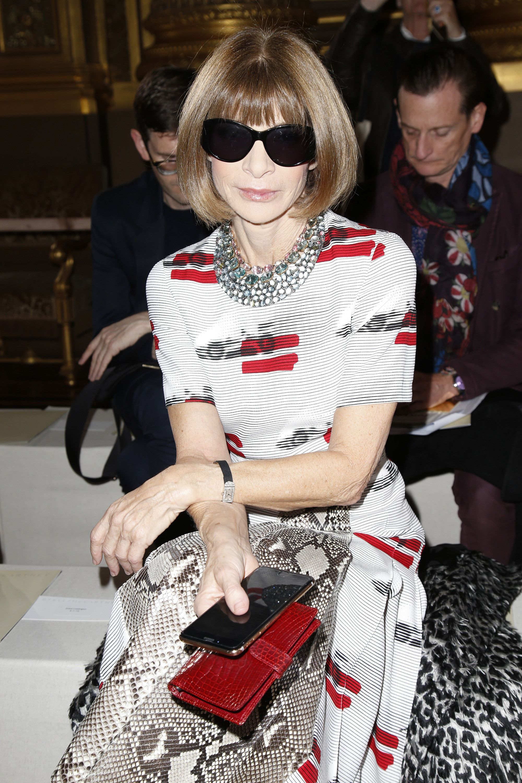 a2b1ac243597 Stella McCartney Spring 2016 Ready-to-Wear Front Row Celebrity Photos -  Vogue