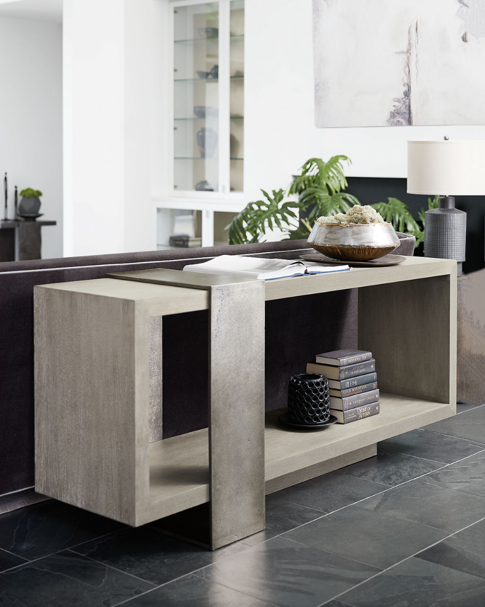 Bernhardt Linea Console Table Living Room Trends Bernhardt