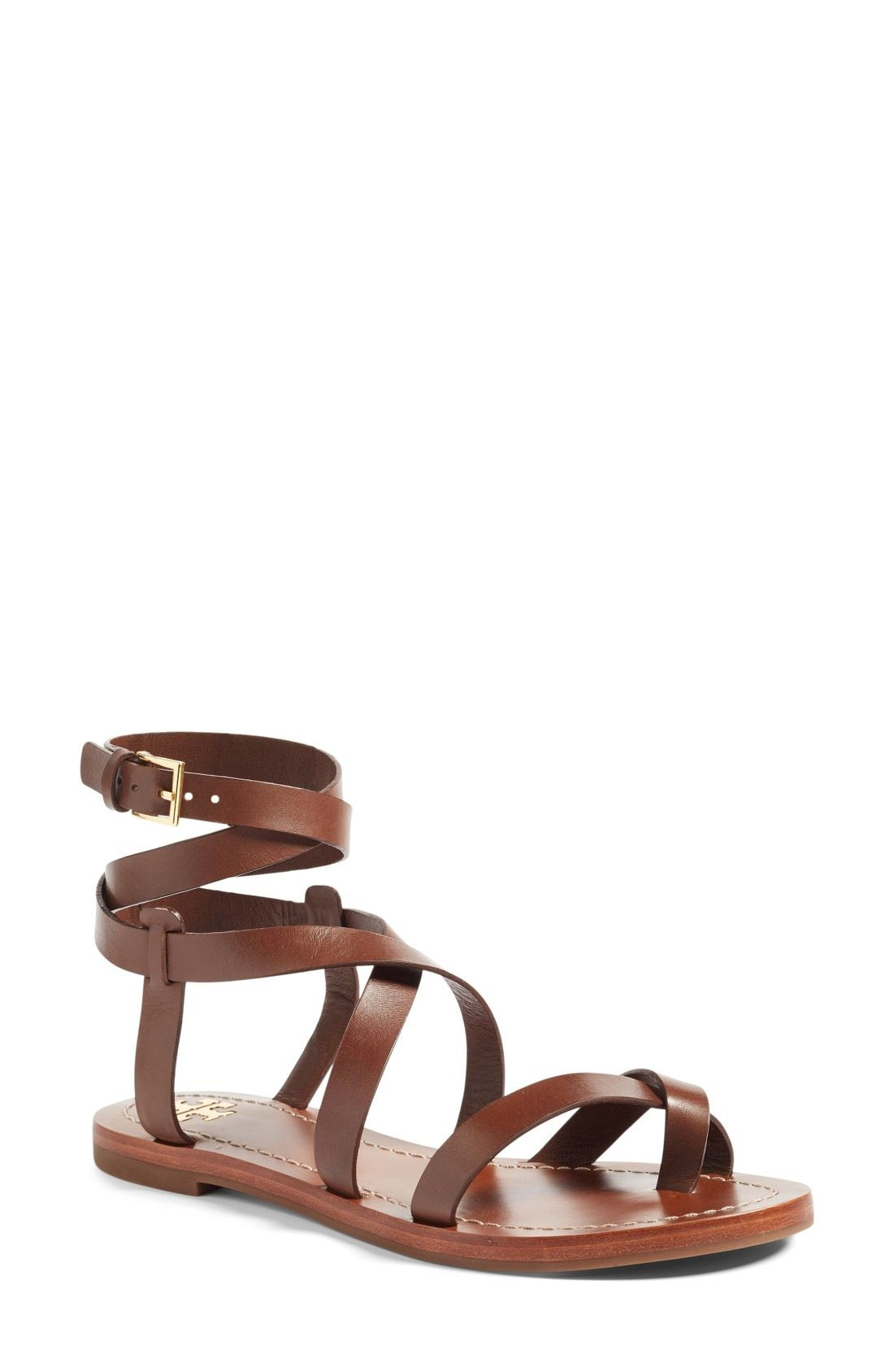 504b409b78a Tory Burch  Patos  Gladiator Sandal (Women) available at  Nordstrom ...