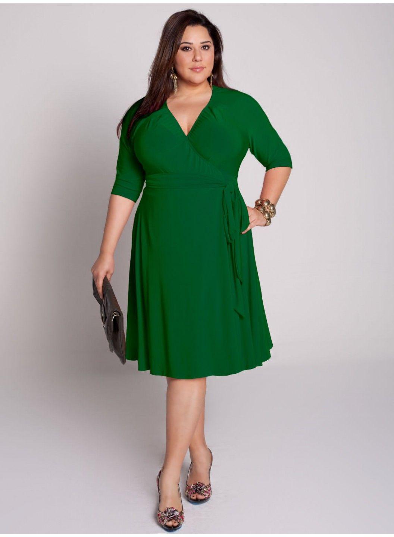 96c02fe16 Tips para lucir con gracia un talle XL en vestidos de fiesta. ¡No te ...