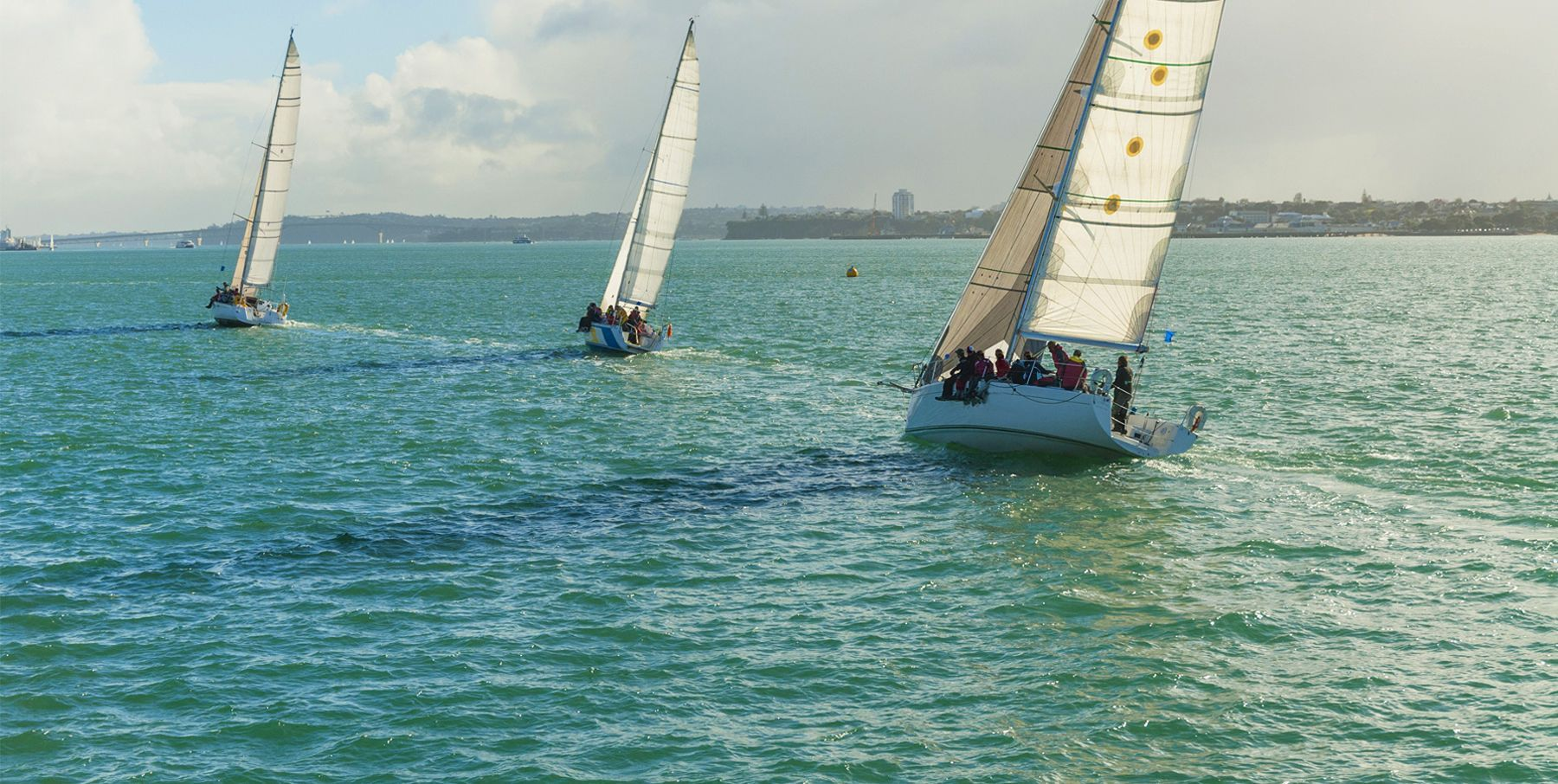 Flagship sailing school learn to sail in tampa bay fl