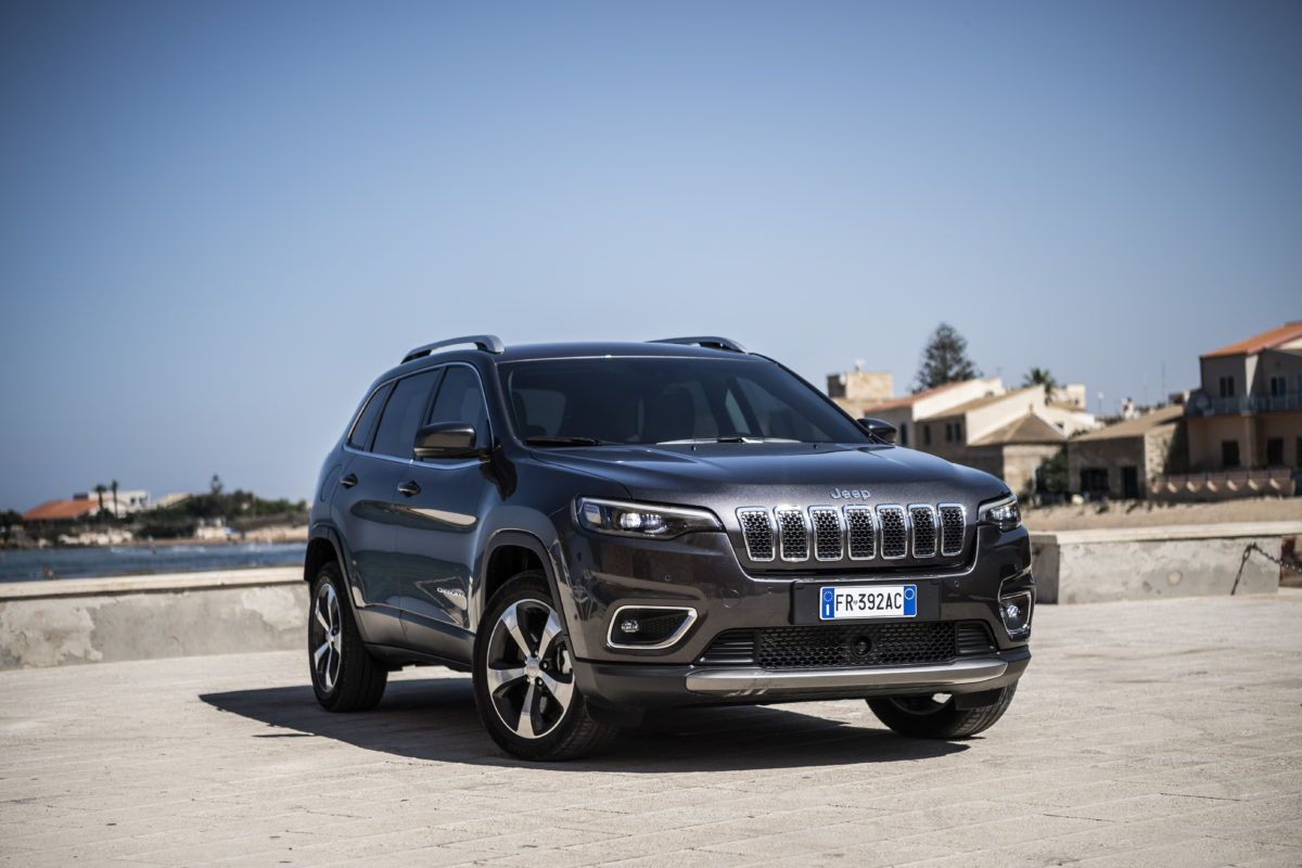 New Jeep Cherokee Drive and Ride UK New jeep cherokee