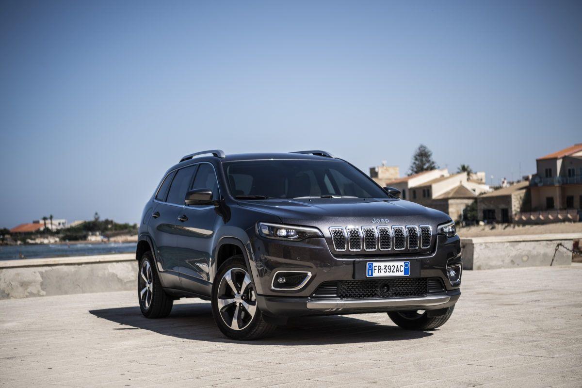New Jeep Cherokee Drive and Ride UK New jeep cherokee