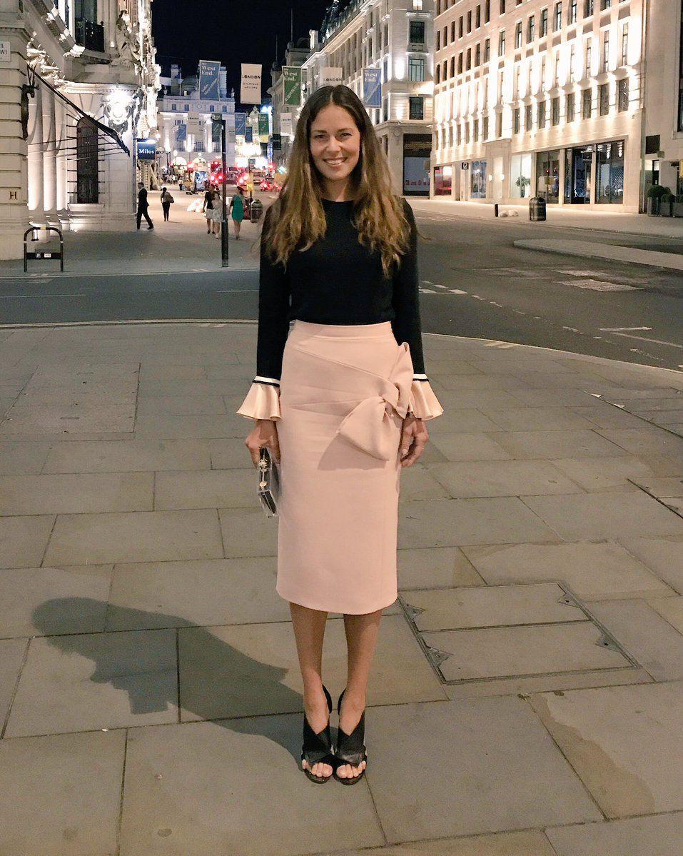Ana Ivanovic Feet pinnadam marco on ex yu | ana ivanovic, pencil skirt