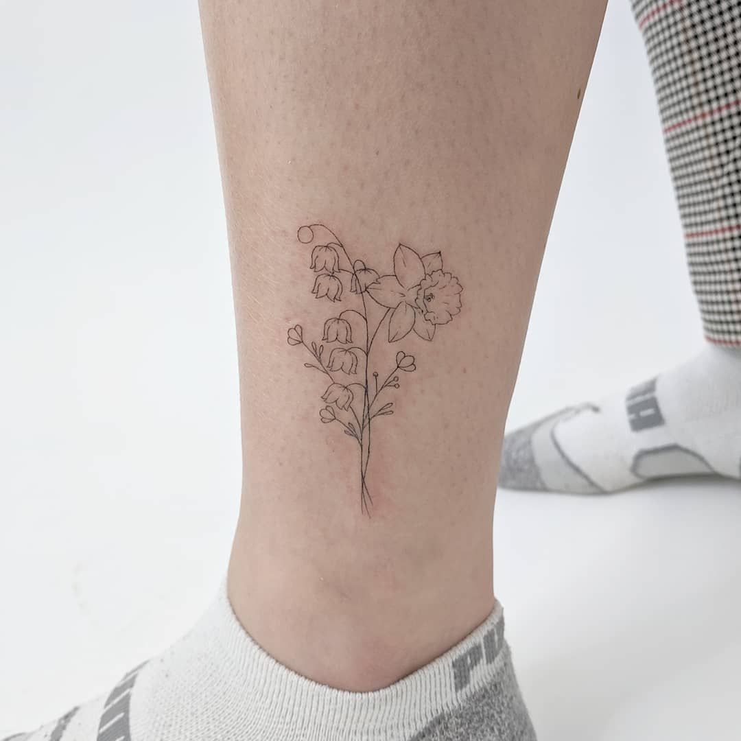 "Francis on Instagram: ""R E V I V A L . . . #tinytattoo #smalltattoo #littletattoo #delicatetattoo #cutetattoo #kawaiitattoo #thintattoo #finetattoo #linetattoo…"""