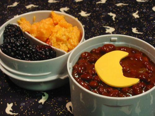 blackberries sweet potatoes beans