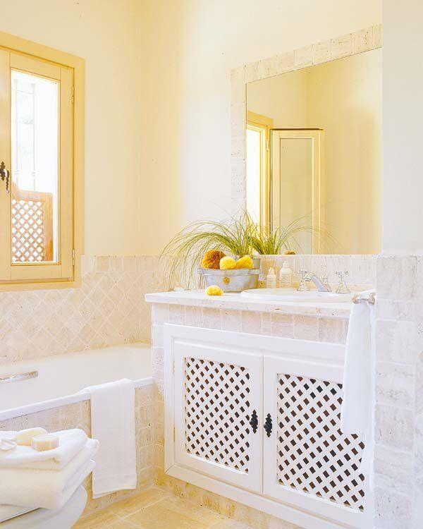 Diez muebles de lavabo con mucho estilo | Muebles de ...