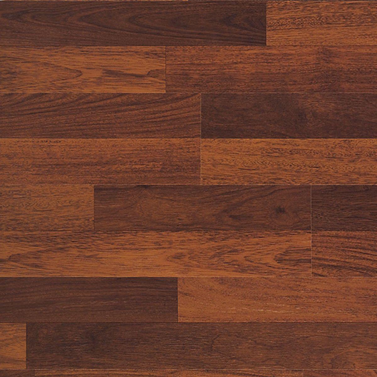 HOME COLLECTION Brazilian Cherry - 8mm Laminate Flooring ...