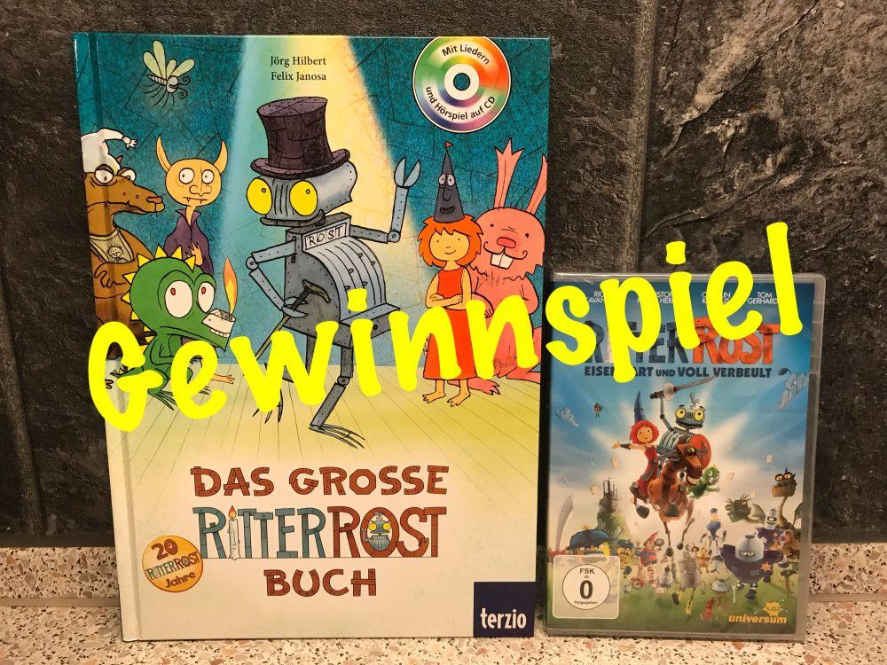 Ritter Rost Gewinnspiel Gewinnspiel Spiele Ritter