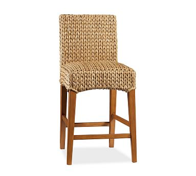 Bar Stools And High Table, Seagrass Barstool Counter Height Honey Counter Stools Bar Stools Seagrass Dining Chairs