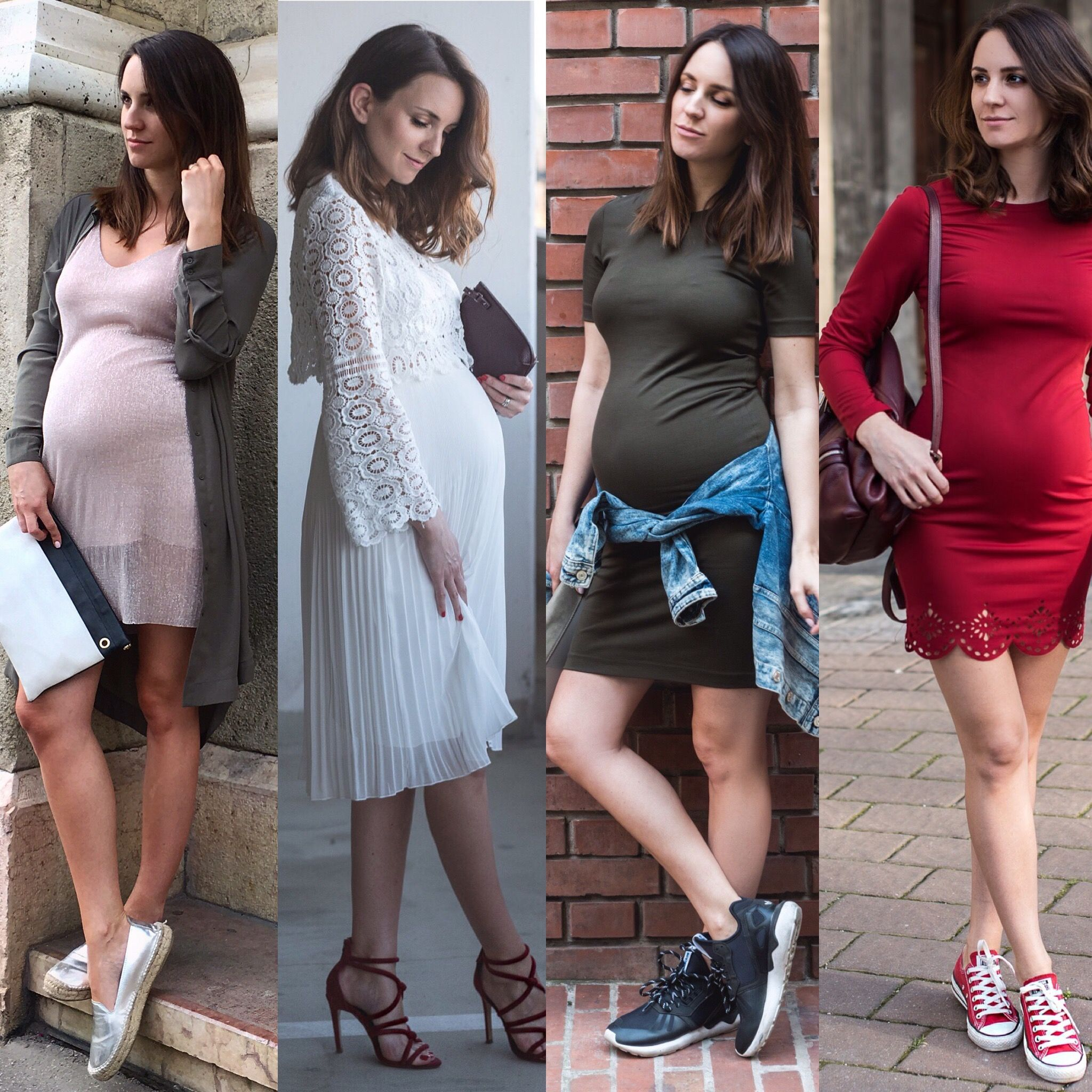 394fee8486 what to wear while pregnant, pregnancy fashion, outfit, maternity, kismama,  terhesség, divat