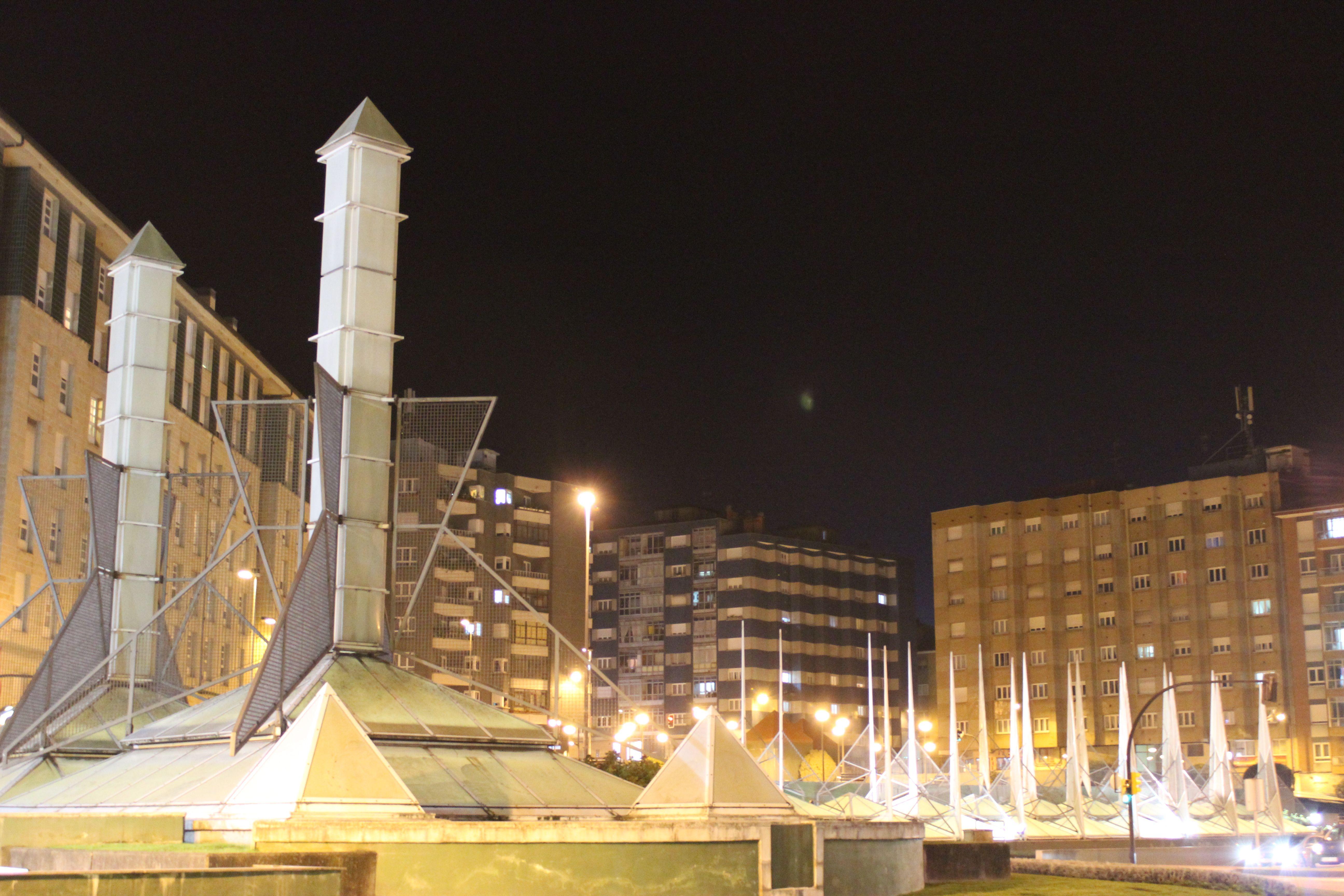 parque de las verjas, Gijón