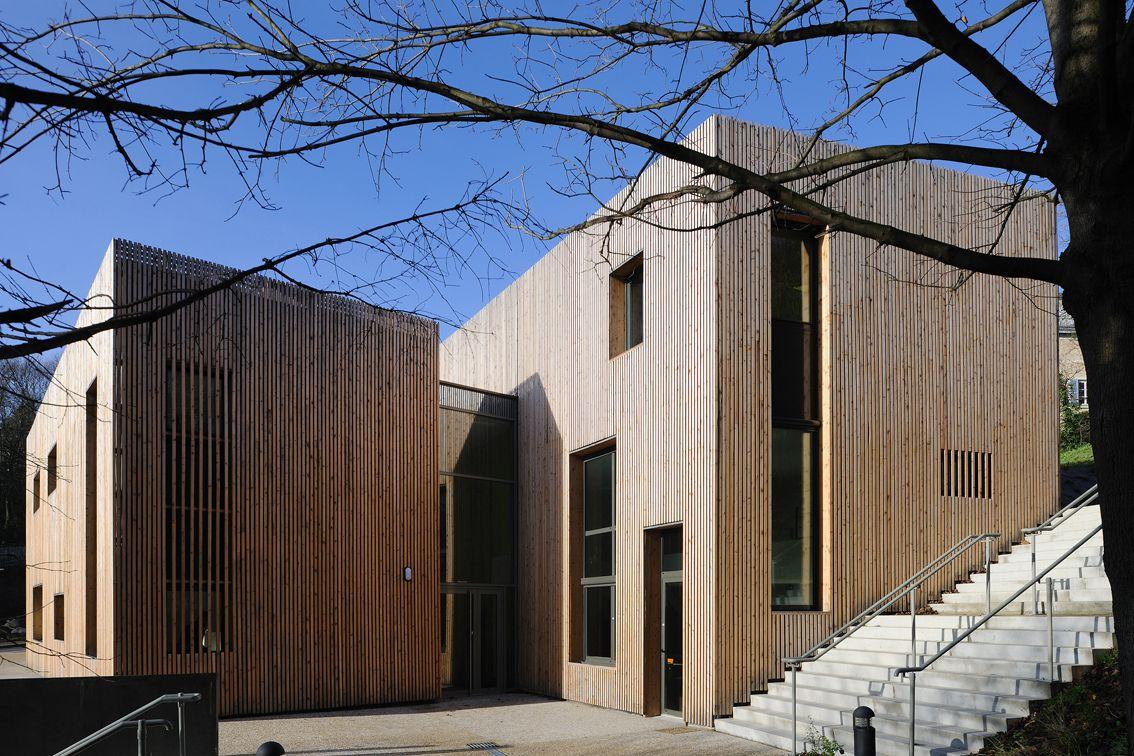 Sticky Fingers / Rue Royale Architectes