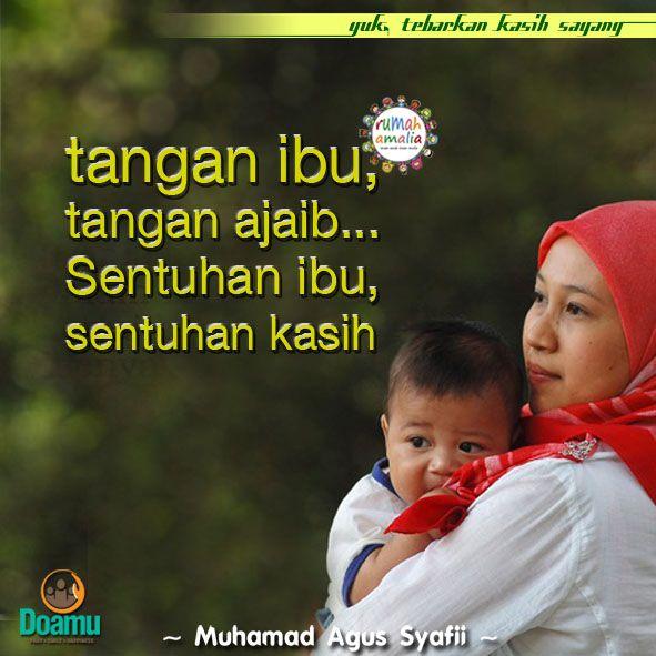 Tangan Ibu Tangan Ajaib Sentuhan Ibu Sentuhan Kasih Mengasuh