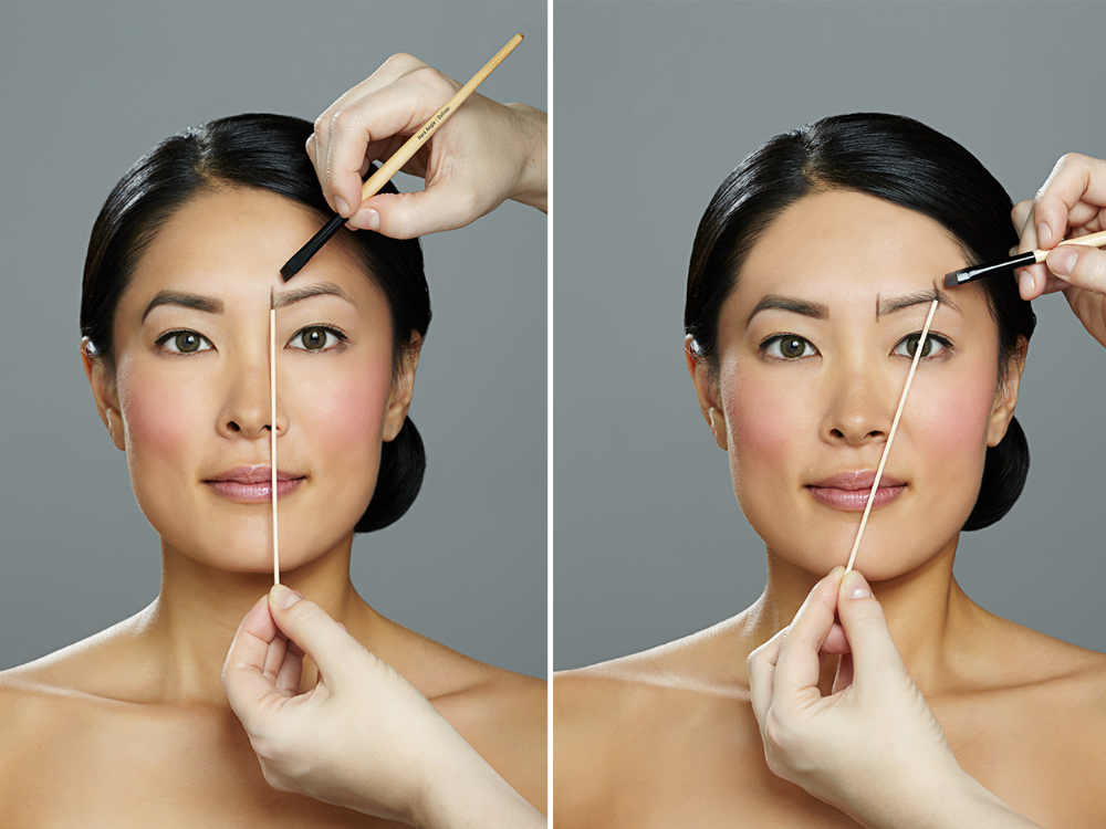 How To Shape And Groom Your Eyebrows At Home | How to do ...