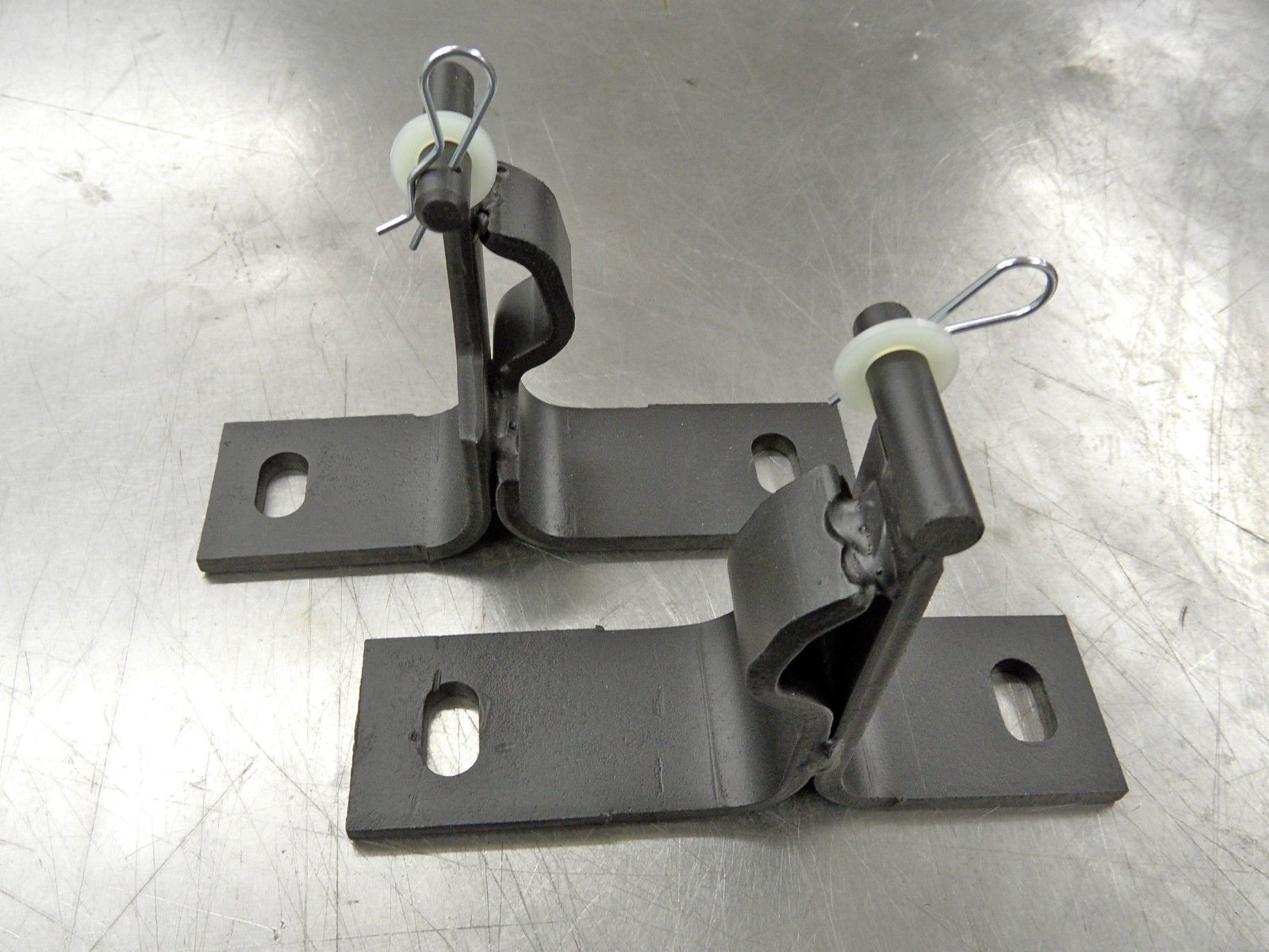 Jeep Cj Yj Rear Seat Mount Brackets W Hardware For Fold Tumble Rear Seat Ebay Jeep Cj Rear Seat Jeep