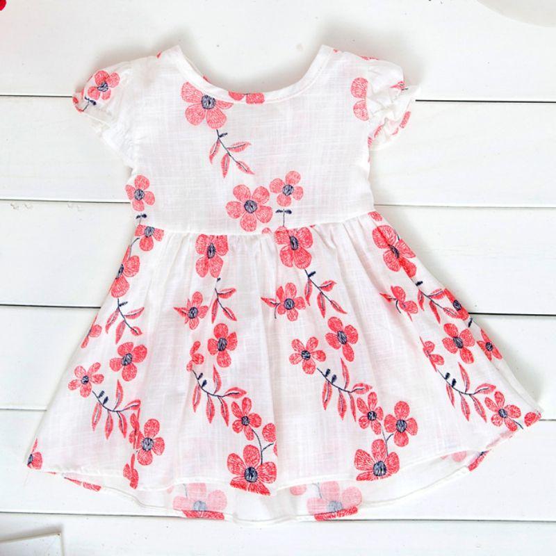 c1d140cc1 Click to Buy    Summer Lovely Sweet Girl Sleeveless Above Knee Soft ...