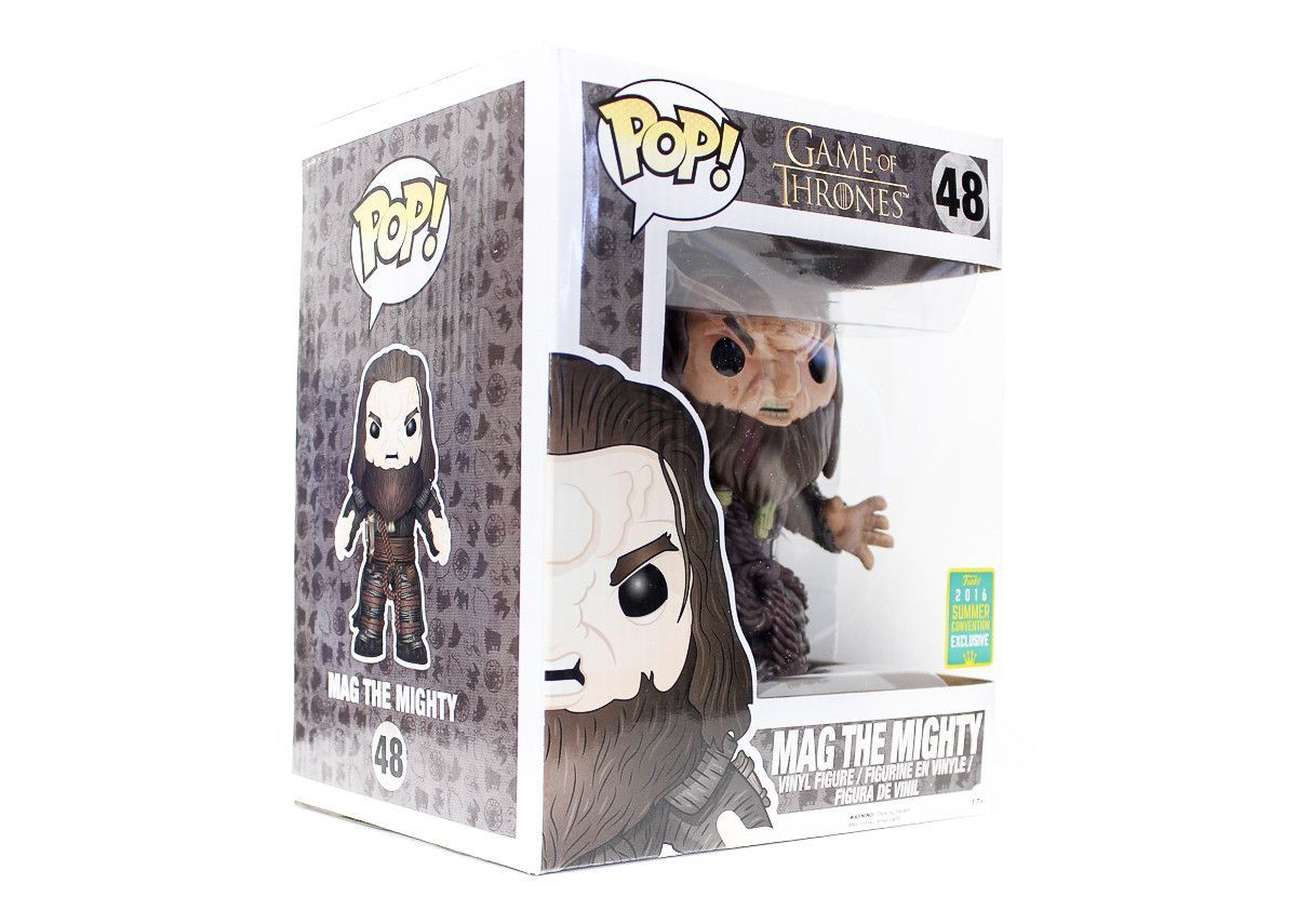 POP! TV: Game Of Thrones - Mag the Mighty